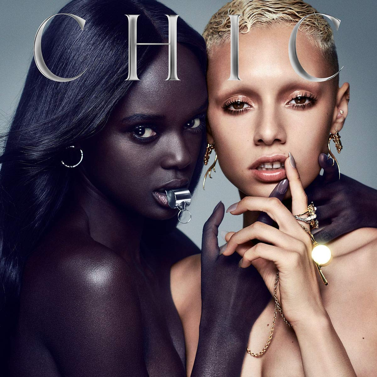 Nile Rodgers & Chic - It's About Time [Import LP]