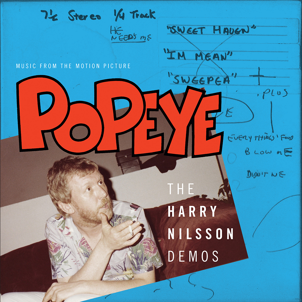 Harry Nilsson - The Nilsson Popeye Demos