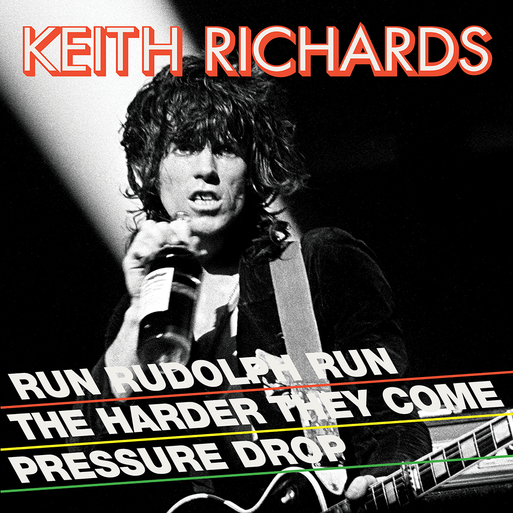 Keith Richards - Run Rudolph Run (40th Anniversary)