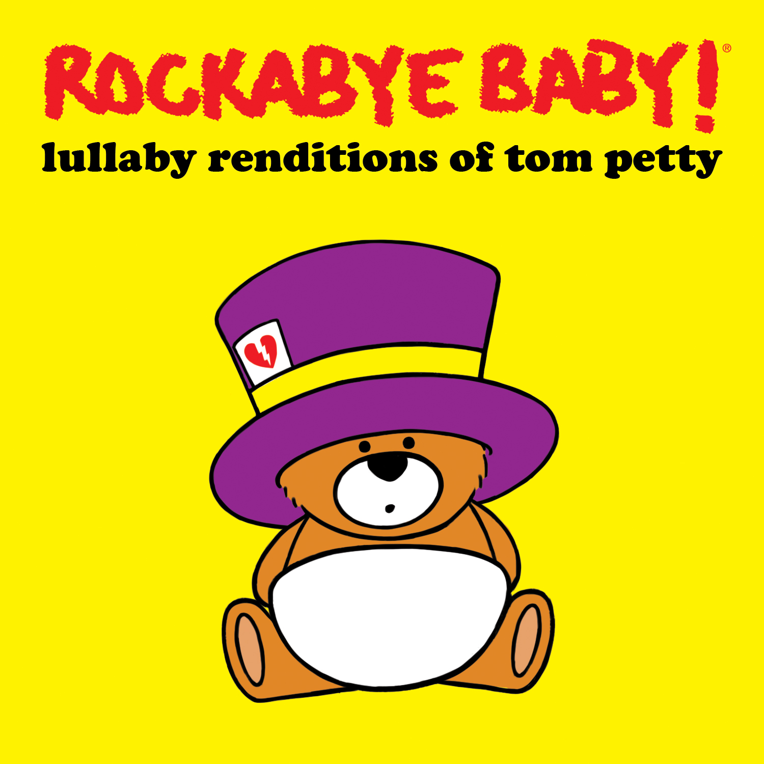 Rockabye Baby! - Lullaby Renditions of Tom Petty