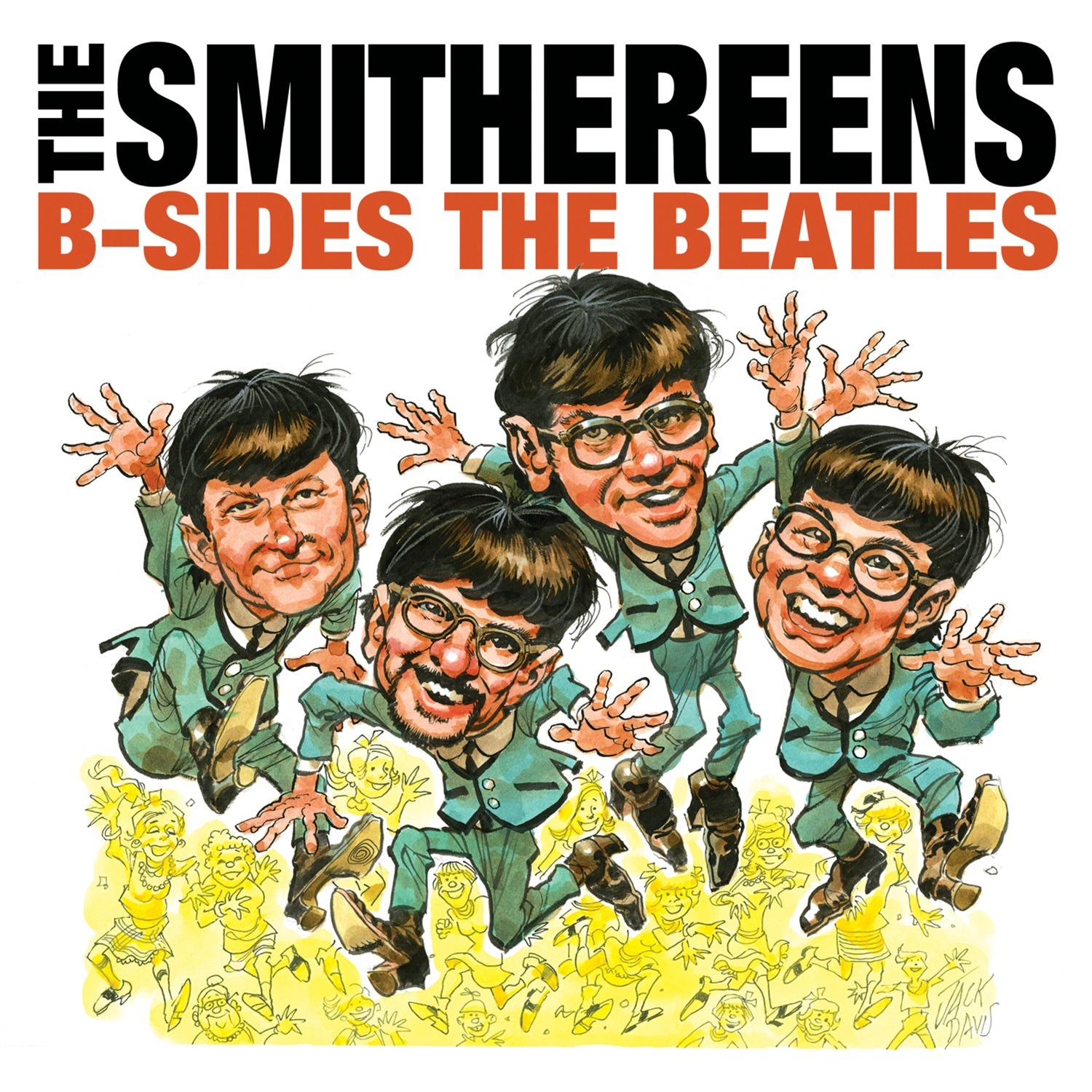 The Smithereens - B-Sides The Beatles
