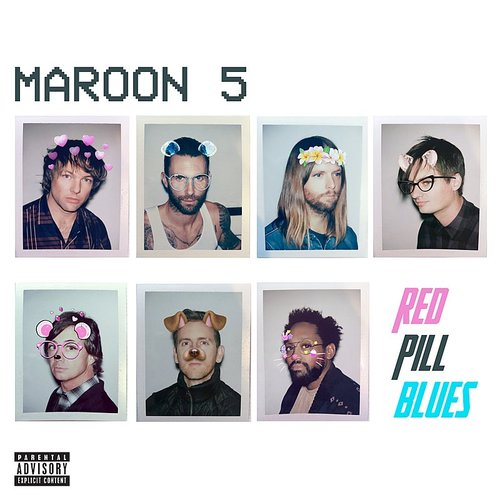 Maroon 5 - Red Pill Blues [Deluxe]
