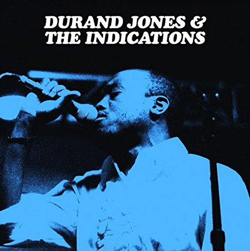 Durand Jones & The Indications - Durand Jones & The Indications [Translucent Red LP]
