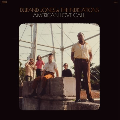 Durand Jones & The Indications - American Love Call [Translucent Orange LP]