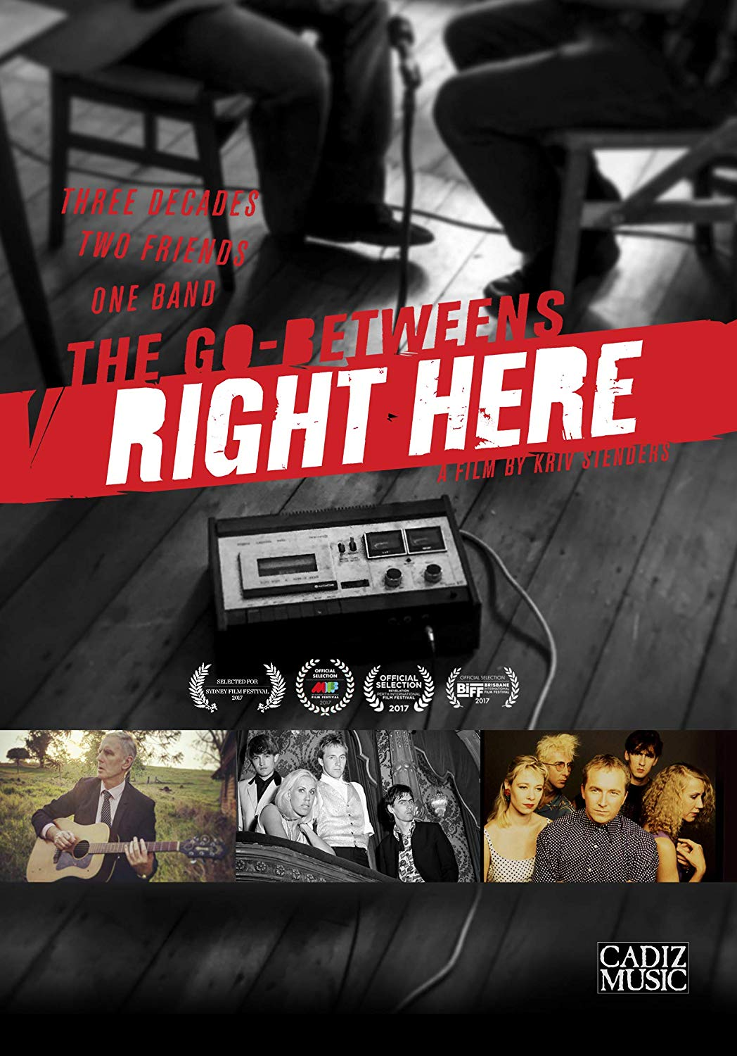 Go-Betweens - Right Here [DVD]