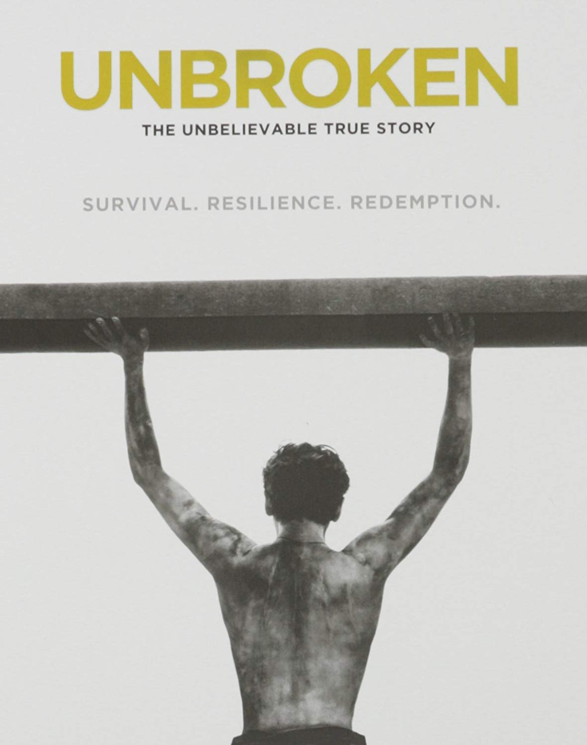 Unbroken [Movie] - Unbroken [Steelbook]
