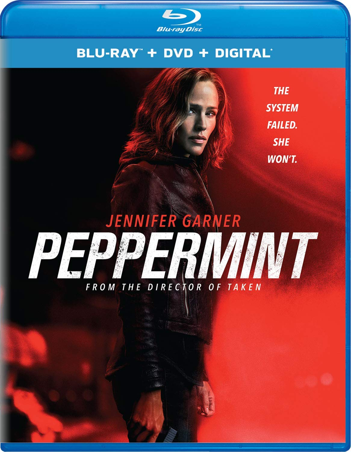 Peppermint [Movie] - Peppermint