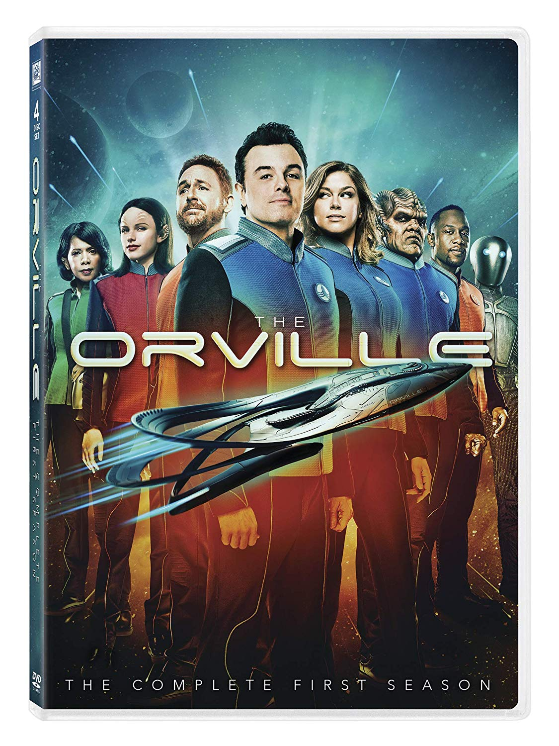 The Orville [TV Series] - The Orville: The Complete First Season