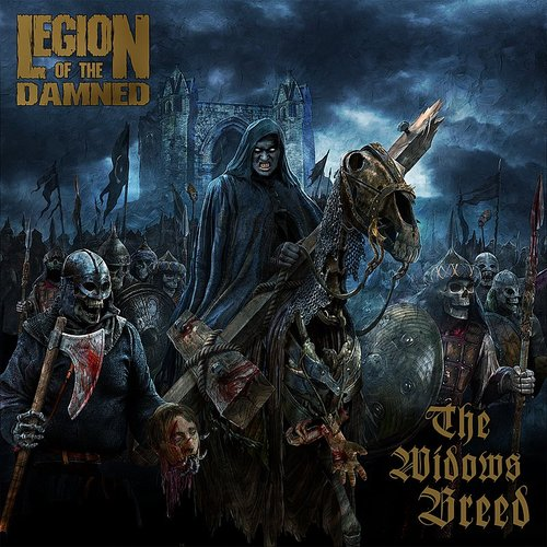 Legion Of The Damned - The Widow's Breed - Single