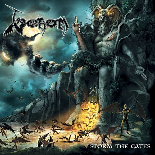 Venom - Bring Out Your Dead - Single