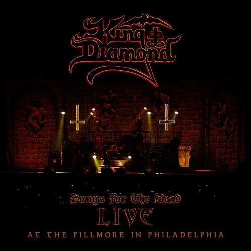 King Diamond - Sleepless Nights (Live At The Fillmore) - Single
