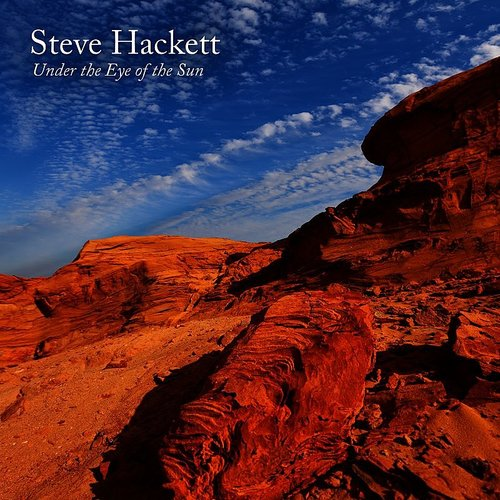 Steve Hackett - Under The Eye Of The Sun - Single