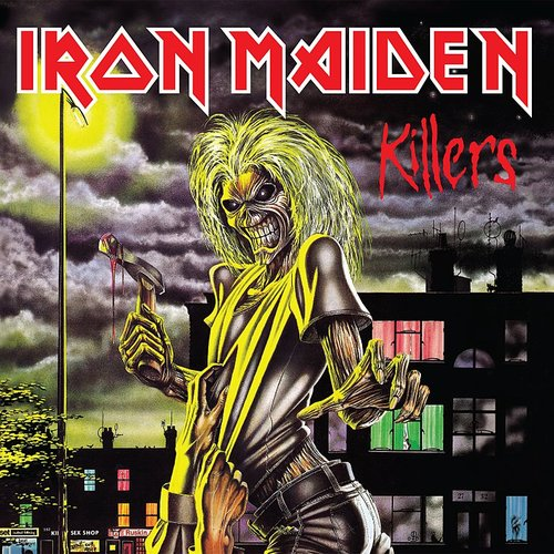 Iron Maiden - Killers [2015 Remaster]