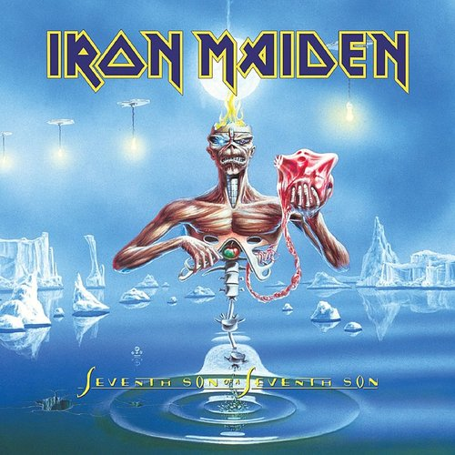 Iron Maiden - Seventh Son Of A Seventh Son [2015 Remaster]