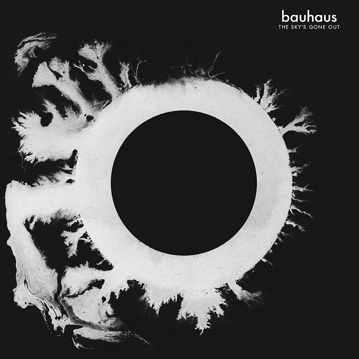 Bauhaus - Sky's Gone Out (Can)