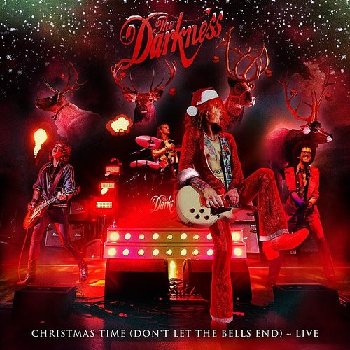 The Darkness - Christmas Time (Don't Let The Bells End) (Live) - Single