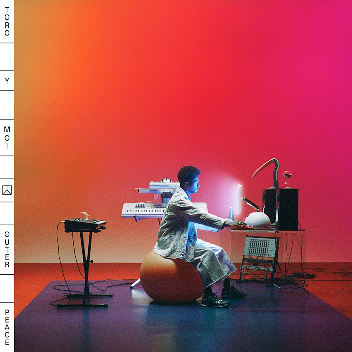 Toro Y Moi - Outer Peace [Indie Exclusive Limited Edition LP]