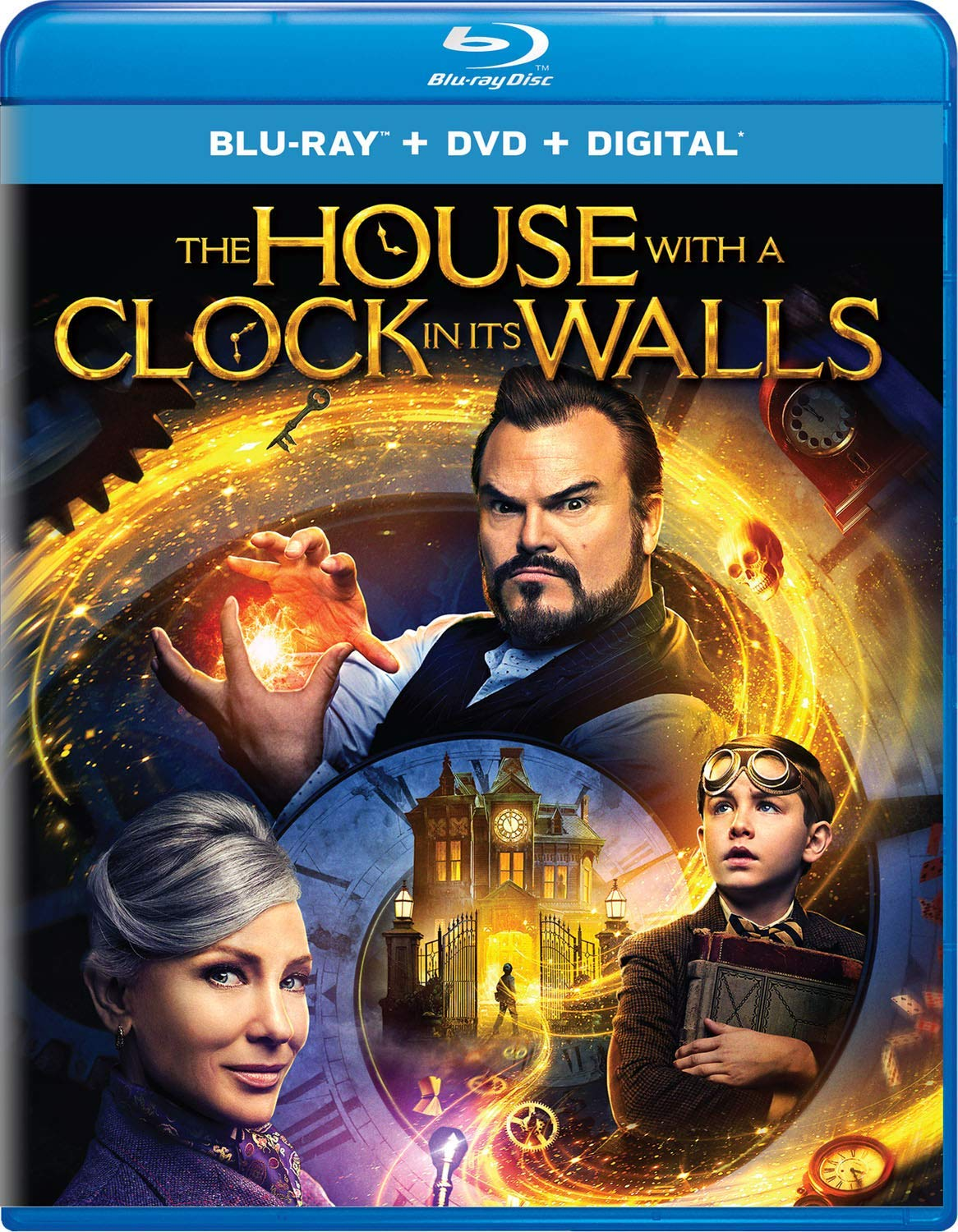 The House With a Clock In Its Walls [Movie]