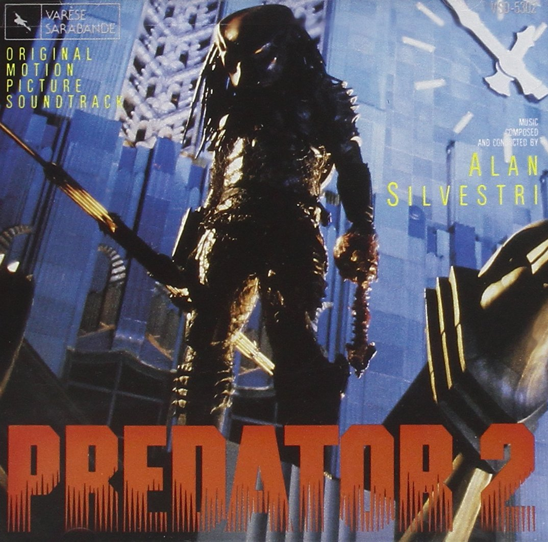 Alan Silvestri - Predator 2 [Soundtrack]