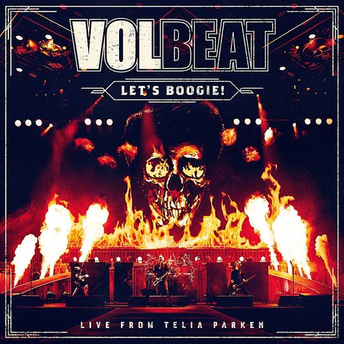 Volbeat - For Evigt (Live From Telia Parken) - Single
