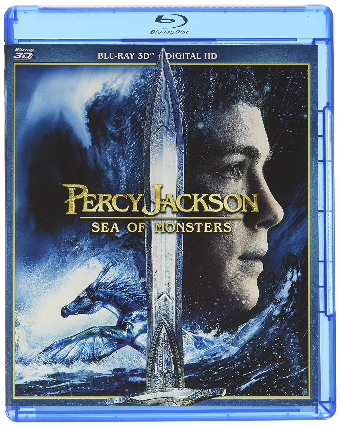 Percy Jackson & The Olympians [Movie] - Percy Jackson: Sea Of Monsters [3D]