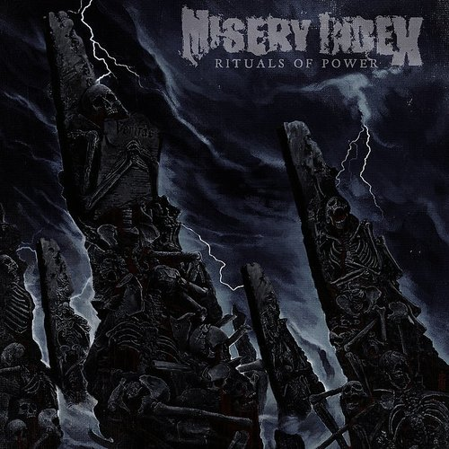 Misery Index - Rituals Of Power - Single