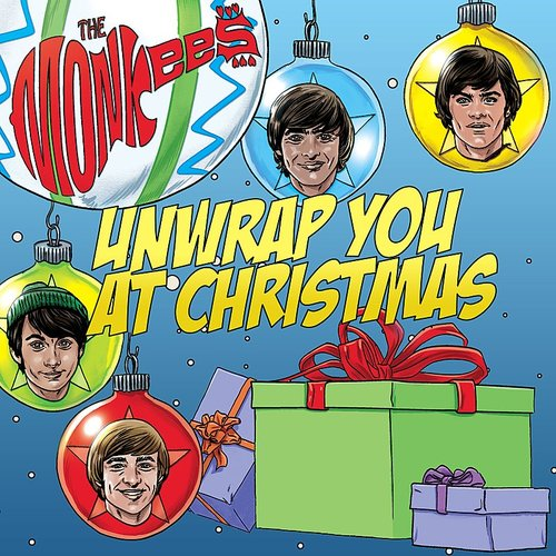 The Monkees - Unwrap You At Christmas (Single Mix) - Single