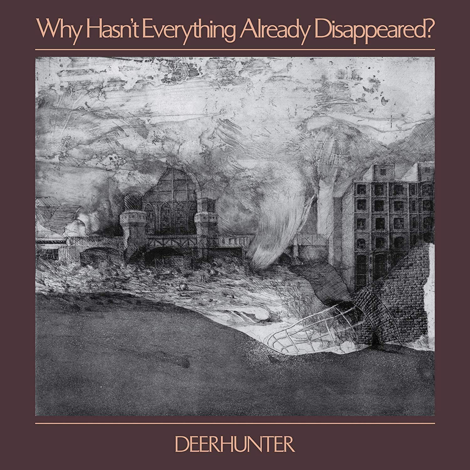 Deerhunter - Why Hasn't Everything Already Disappeared? [LP]