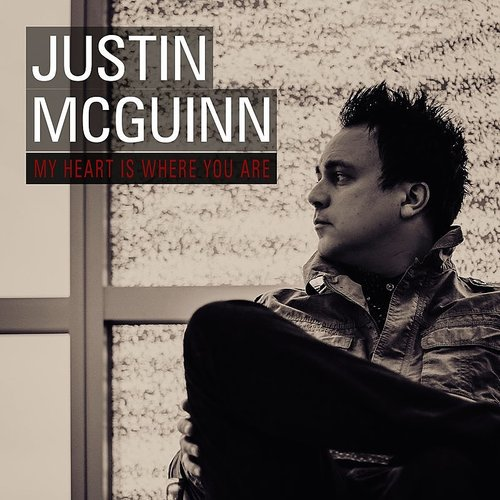 Justin Mcguinn - My Heart Is Where You Are