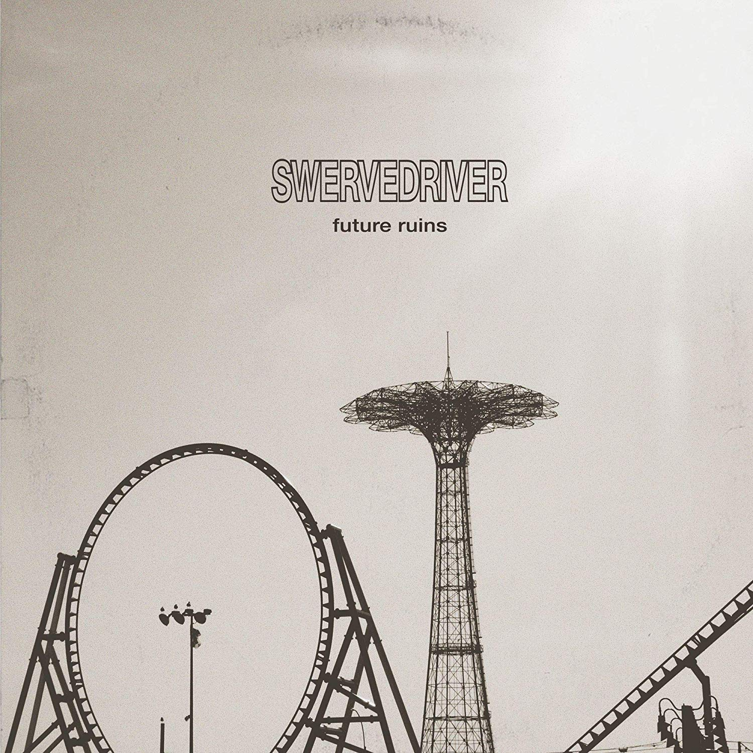 Swervedriver - Future Ruins [Import Limited Edition Blue LP]