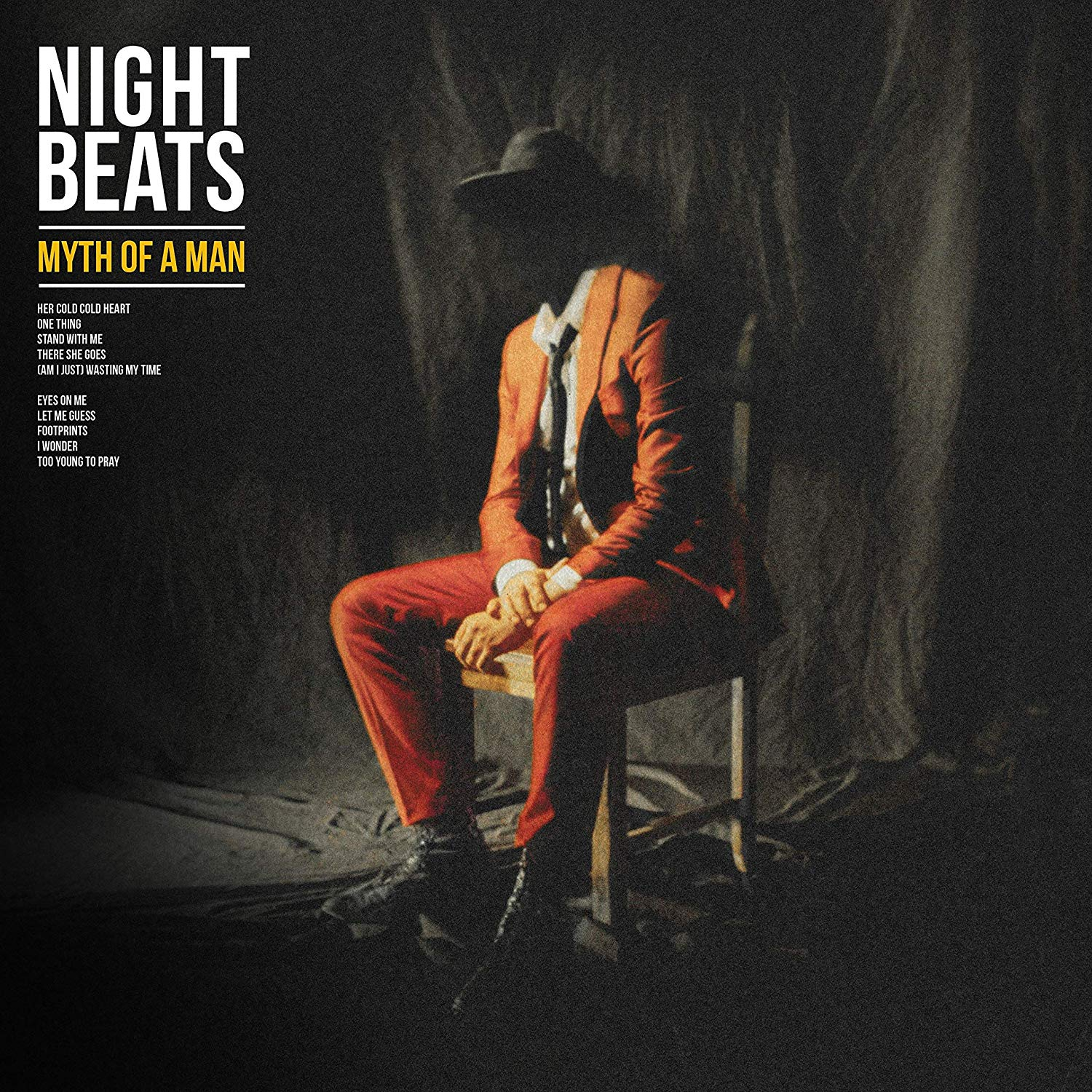 Night Beats - Myth Of A Man [Red LP]
