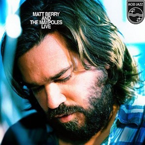 Matt Berry - Matt Berry And The Maypoles Live [Import Limited Edition Colored LP]
