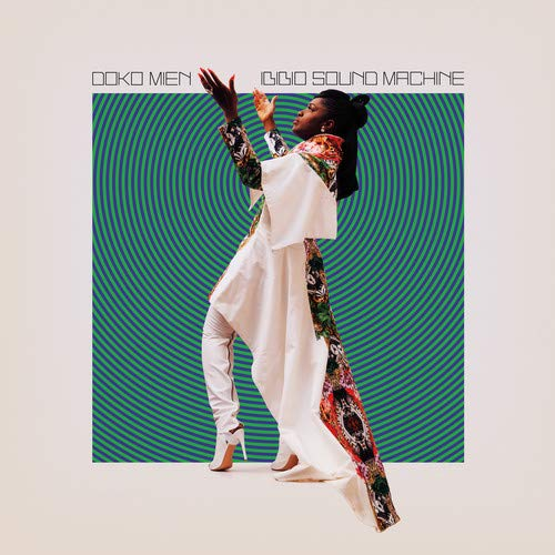 Ibibio Sound Machine - Doko Mien [Indie Exclusive Limited Edition Peak Vinyl]