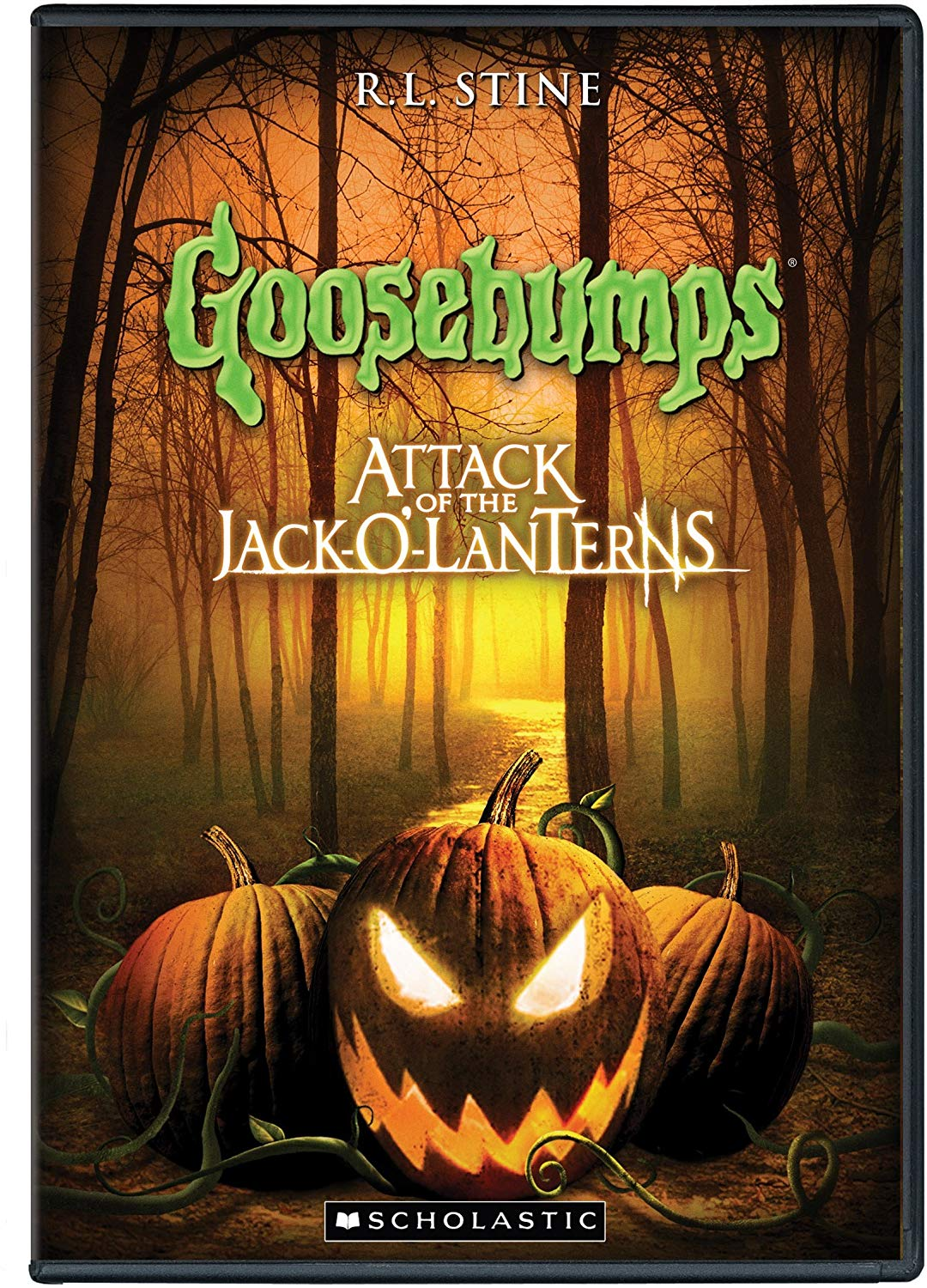 Goosebumps - Goosebumps: Attack of the Jack O Lanterns