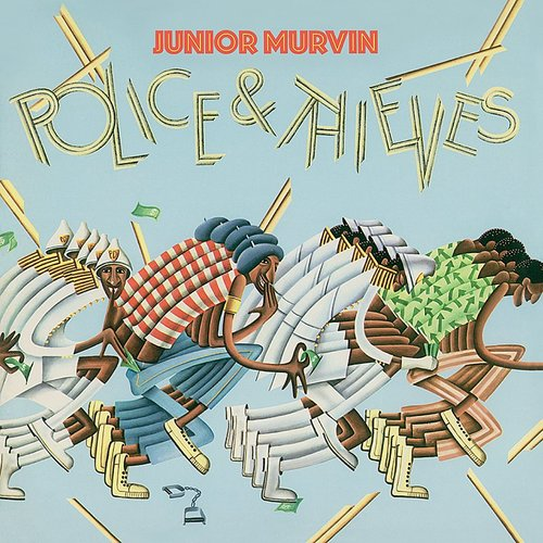 Junior Murvin - Police & Thieves [Colored Vinyl] (Gold) [Limited Edition]