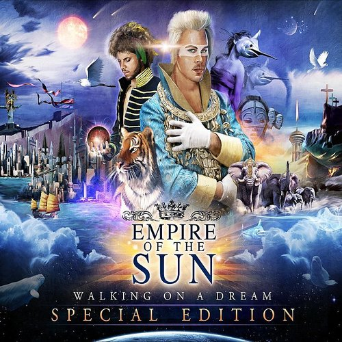 Empire Of The Sun - Walking On A Dream: Special Edition