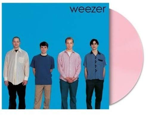 Weezer - Weezer: The Blue Album [Import Limited Edition Pink LP]