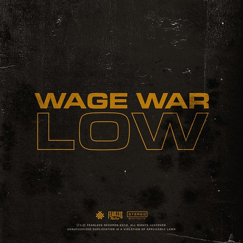 Wage War - Low - Single