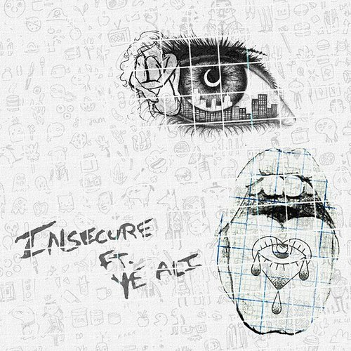 Gray - Insecure (Feat. Ye Ali) - Single