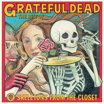 Grateful Dead - Skeletons From The Closet [SYEOR Exclusive 2019 White LP]