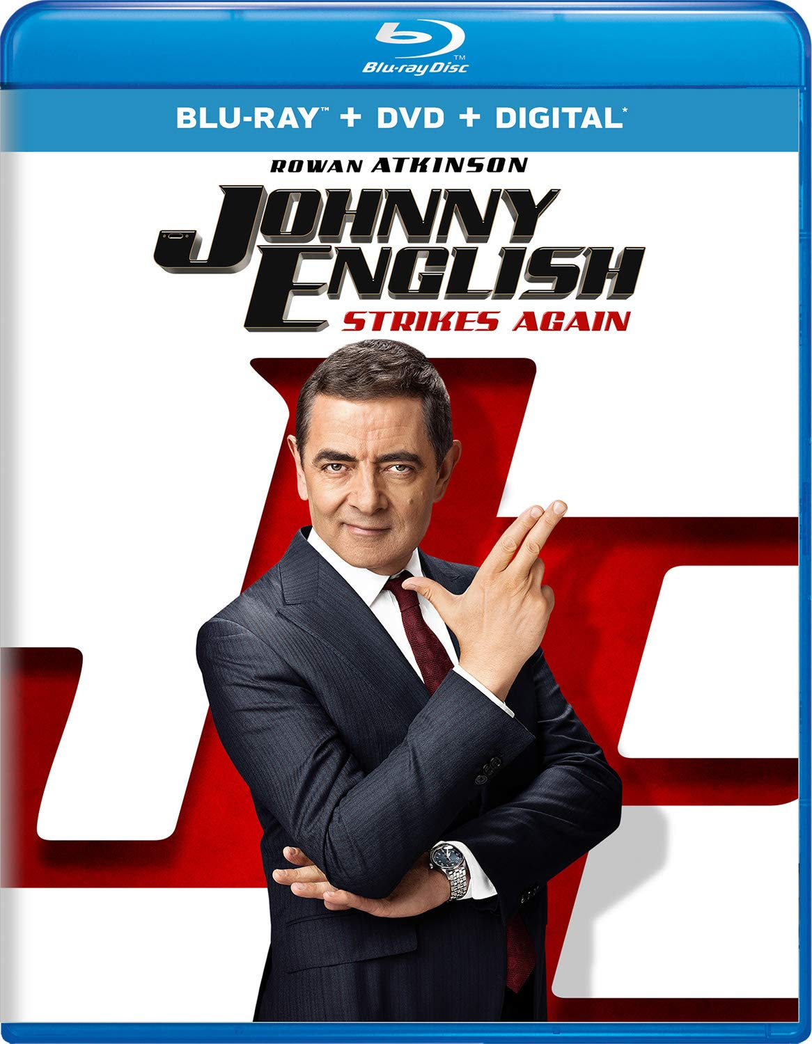 Johnny English [Movie] - Johnny English Strikes Again