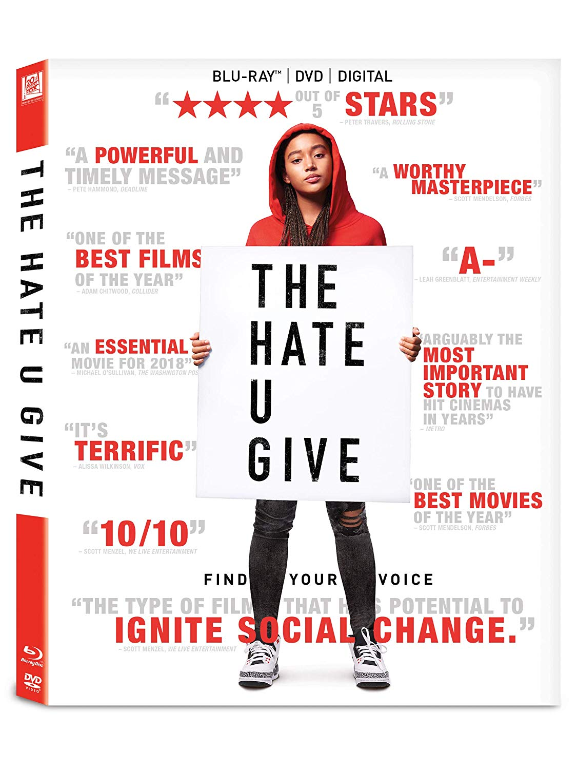 The Hate U Give [Movie]