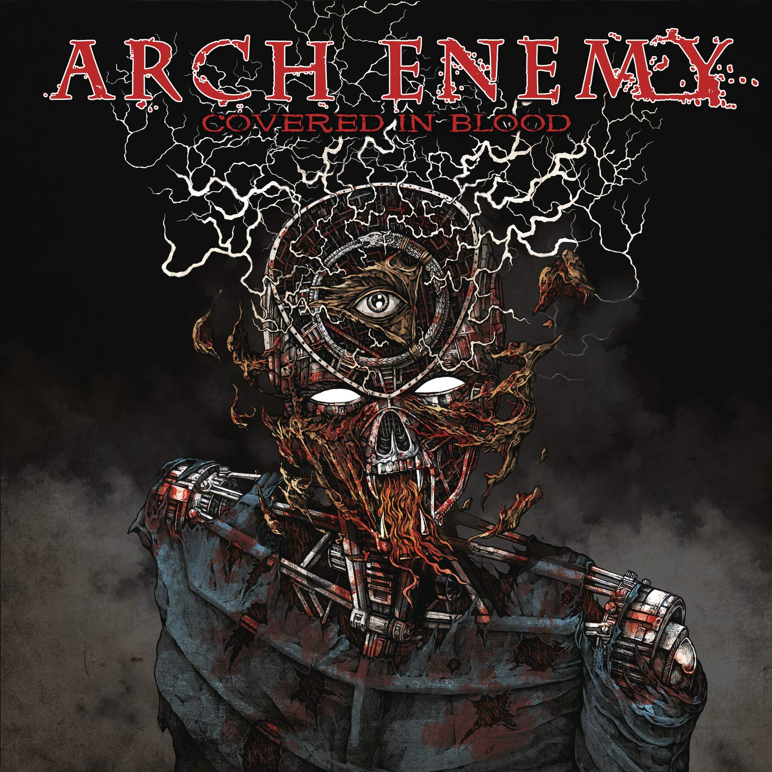Arch Enemy - Covered In Blood [Import Limited Edition]
