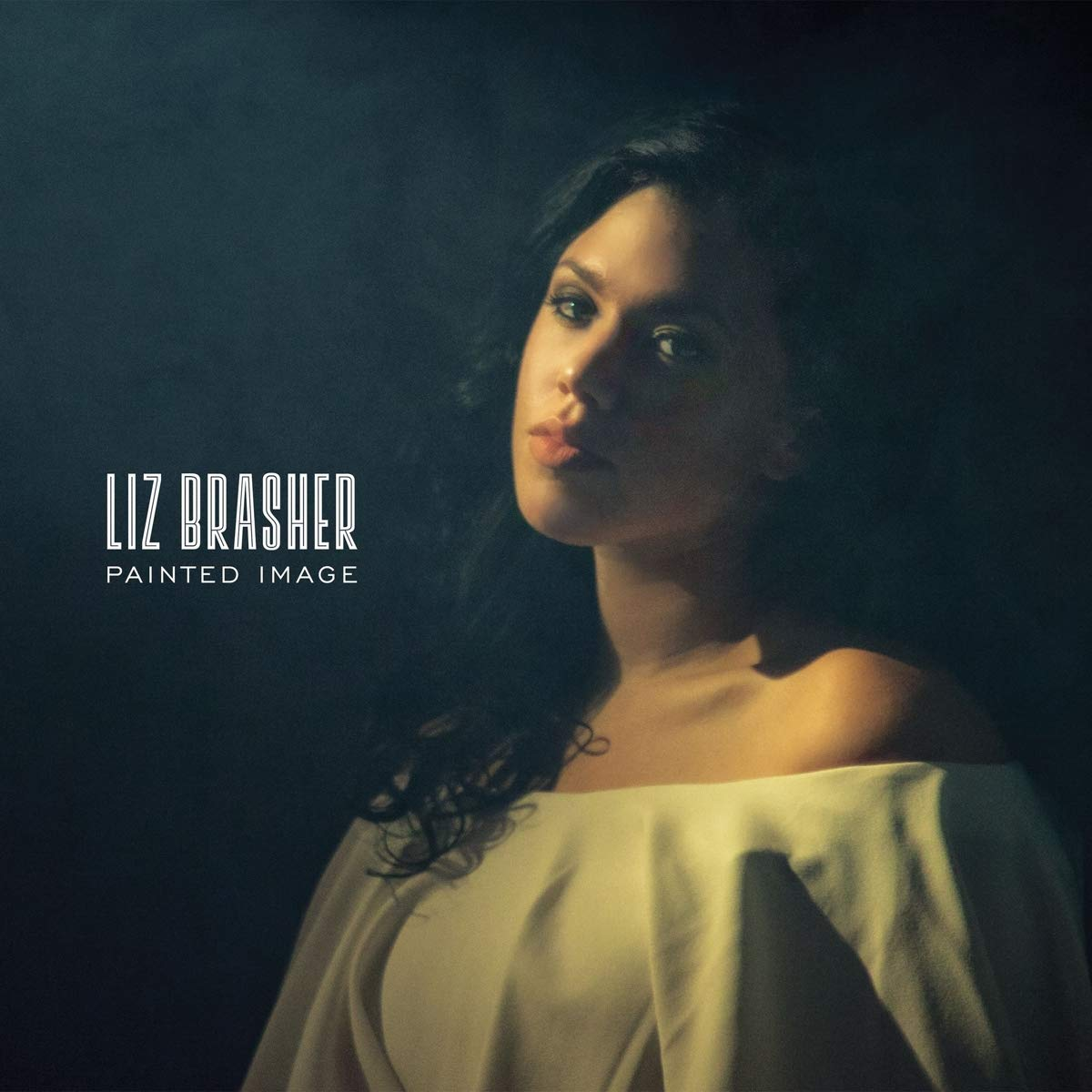 Liz Brasher - Painted Image [LP]