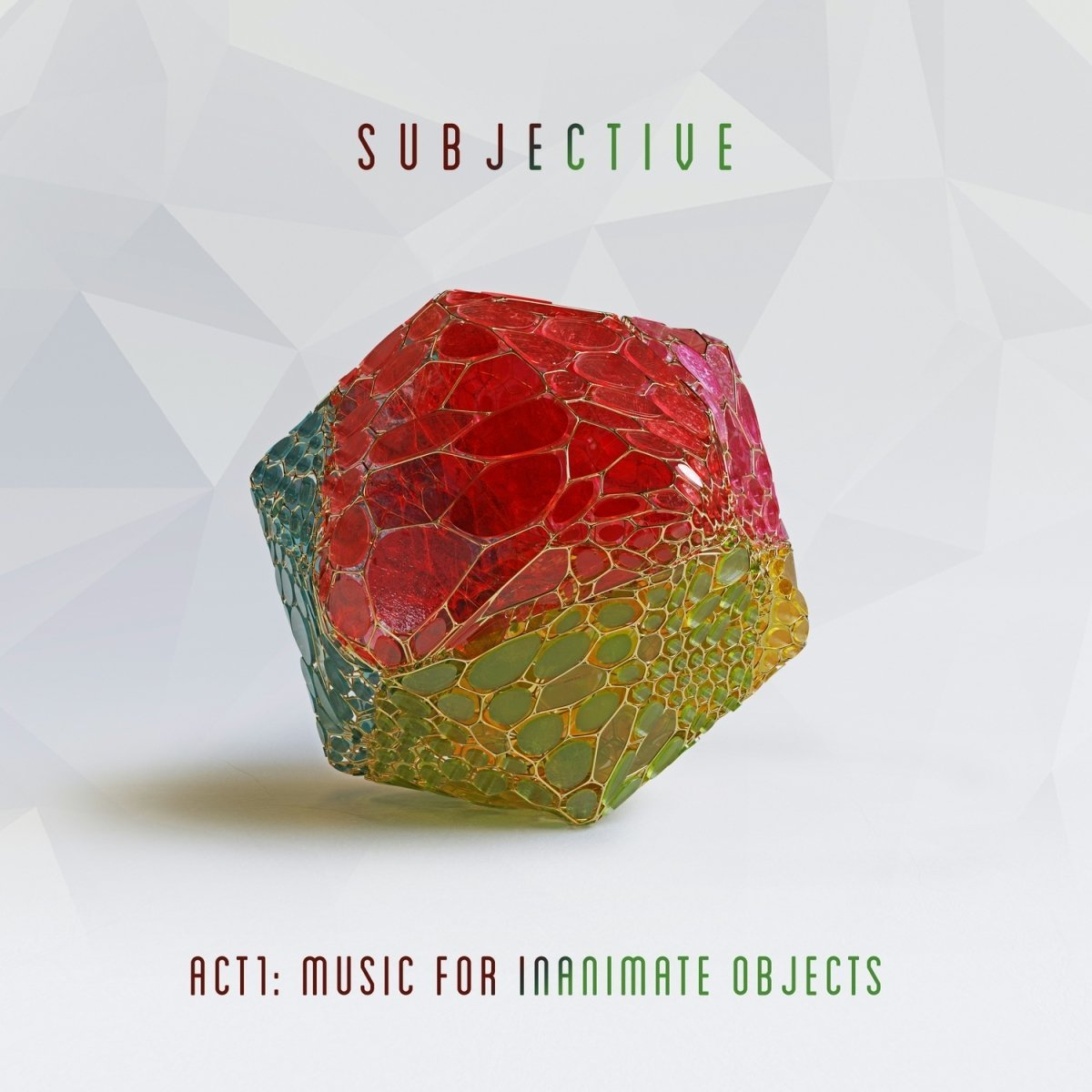 Subjective - Act One: Music For Inanimate Objects (Uk)