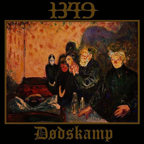1349 - Dødskamp - Single