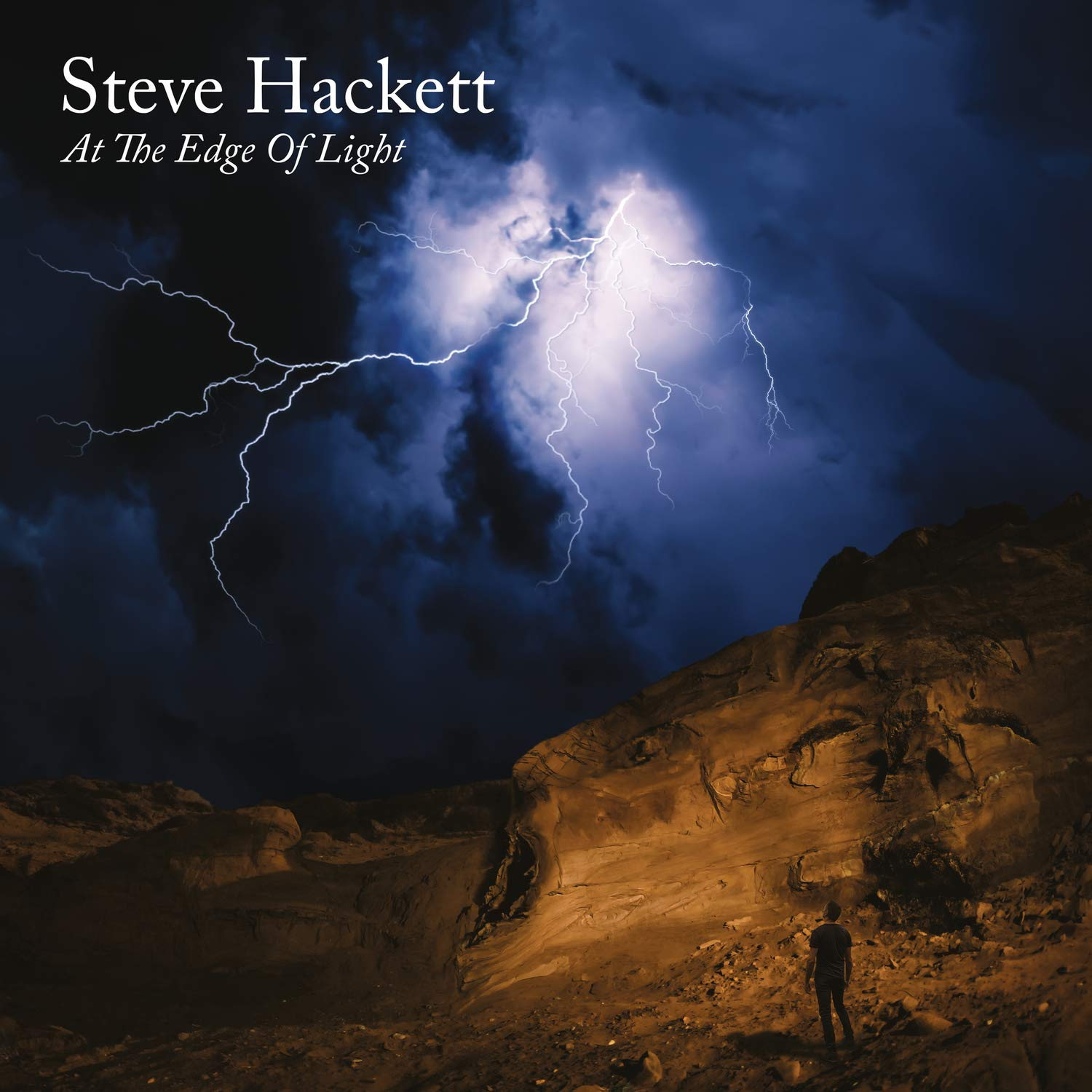 Steve Hackett - At The Edge Of Light [Import Red LP]