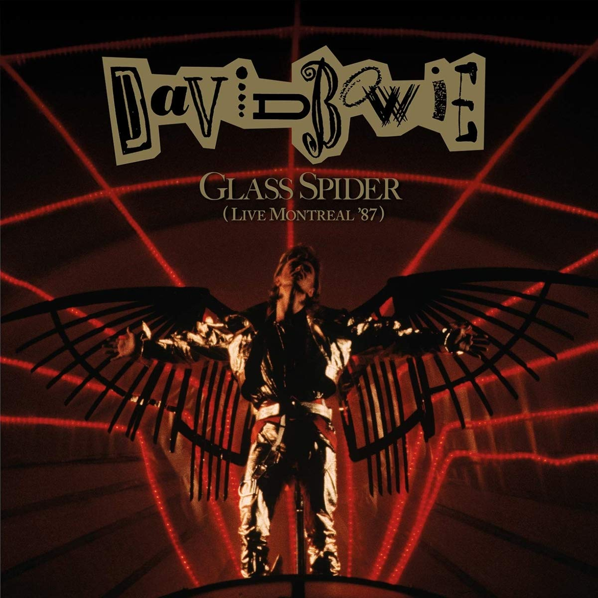 Glass Spider (Live Montreal '87): 2018 Remastered Version [2CD]