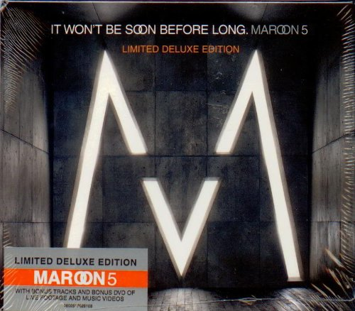Maroon 5 - It Won't Be Soon Before Long [Limited Deluxe Edition 2CD]