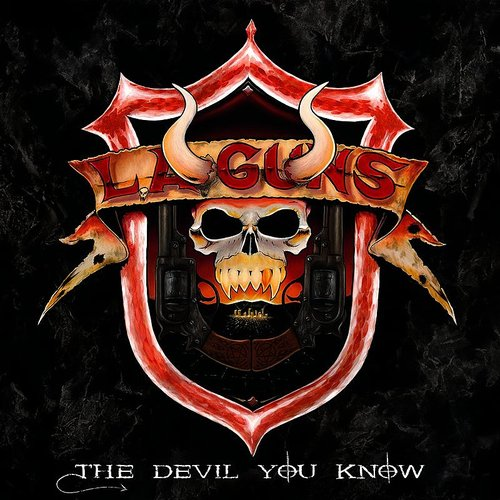 L.A. Guns - Stay Away - Single